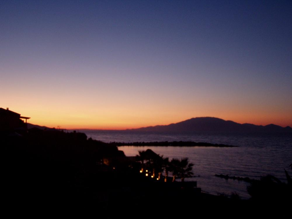 Kefalonia night..